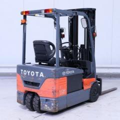 Вилочный погрузчик Toyota 7-FBE-15 Б/У