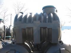 Cептик для дачи, автономная канализация