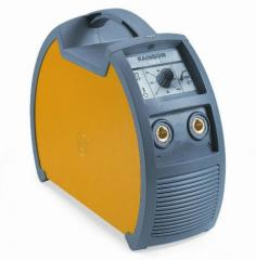 Invertor welding machine, arc welding, manual