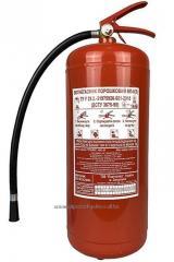 Огнетушитель ОП8 (ВП8)