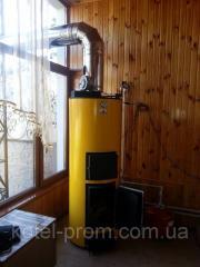 Котел длительного горения Буран 20 кВт