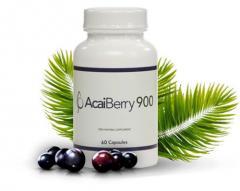 Acai Berry 900 (Asai Bury 900) - karcsúsító kapszulák