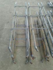 Лестничные ограждения металлические
