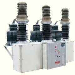 Выключатели вакуумные ZW37-40,5