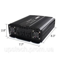 HYD MD-1500-инвертор 12 вольт 220 вольт