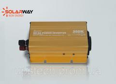 Solarway 300W инвертор 12 вольт 220 вольт...