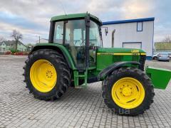 Трактор John Deere 6210-2001 рік