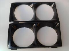 Очки на решетку ВАЗ 2106, пара