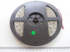 Лента светодиодная 24V 5м (50 х 50) зеленая