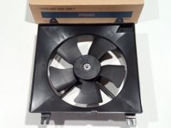 Диффузор радиатора Lacetti 1.6 с мотором (с