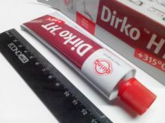 Герметик Elring DIRKO HT (705.707) 70мл. красный