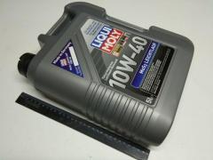 Масло моторное 10W-40 п/синт. LIQUI MOLY MoS2