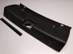 Накладка багажника задняя нижняя Aveo T250,