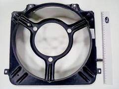 Диффузор радиатора ВАЗ 2108 металл.