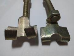 Стяжка пружин двухзахватная (200 мм), пара
