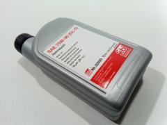 Масло трансм. 75W-90 GL-5, FEBI (32590) 1л.
