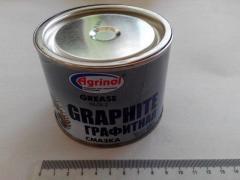 Смазка графитная, Agrinol (400 г.)