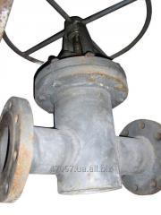 Latch steel flange maple ZKS-2-25 of Du-100 Ru-25