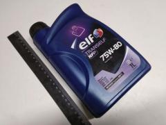 Масло трансм. 75W-80 мин. ELF Tranself NFP 1л.