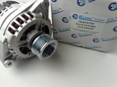 Генератор ВАЗ 2110 90A,  Eldix (ELD-A-2110-90