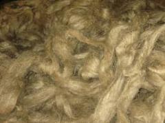 Flax fiber No. 3 for felling