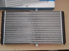 Радиатор охлаждения ВАЗ 2112 инж. алюм., ДААЗ (без