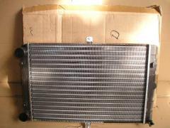 Радиатор охлаждения ВАЗ 21082 инж. алюм., ДААЗ