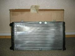 Радиатор охлаждения ВАЗ 1118 алюм., ДААЗ (гарантия