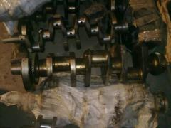 Shaft cranked SMD-60 new, face value, productions