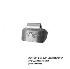 Грузик балансировочный для грузовых стальных