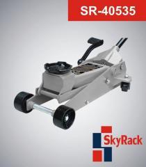 Домкрат гидравлический автомобильный подкатной