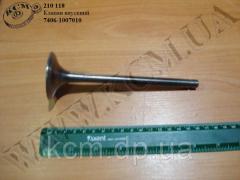 Клапан впуск. 7406-1007010