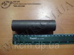 Труба перехідна теплообмінника 7406.1013280
