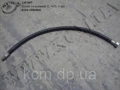 Шланг гальмівний 4310-3506060 (L=655, г+ш)