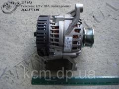 Генератор 3142.3771-01 (28V, 80А, полікл.ремінь)