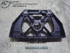Кронштейн вісі балансира 6505-2918154-10 КрАЗ