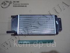 Радіатор опалювача 5320-8101060-02