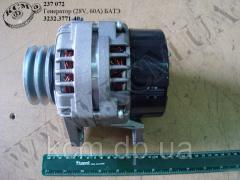 Генератор 3232.3771-40 (28V, 60A) БАТЭ
