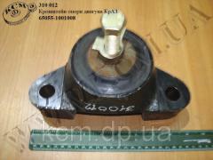 Кронштейн опори двигуна 65055-1001008 КрАЗ