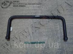Вал стабілізатора перед. 65115-2906016 КамАЗ