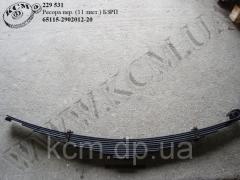 Ресора перед. 65115-2902012-20 (L=1940, 11 лист.) БЗРП