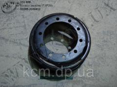 Колесо диск. 53205-3101012 (7,0*20)