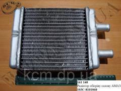 Радіатор опалювача 103С-8101060 АМАЗ