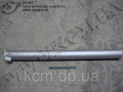 Труба приймальна задн. 65053-1203012-10 КрАЗ