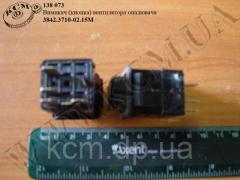 Вимикач вентилятора опалювача 3842.3710-02.15М (кнопка)