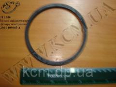 Кільце ущільнювальне фільтру повітряного 236-1109045-А