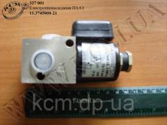 Електропневмоклапан 11.3745000-21 ПААЗ