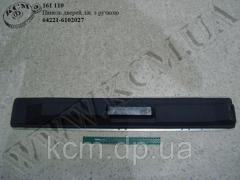 Панель дверей лів. з ручкою 64221-6102027