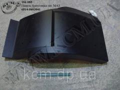 Панель бризговика лів. 6514-8403041 МАЗ