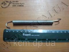 Пружина 260Т-1108036 КрАЗ